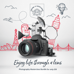 Photography Masterclass Bundle