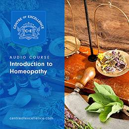 Introduction to Homeopathy Audio Course