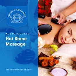 Hot Stone Massage Audio Course
