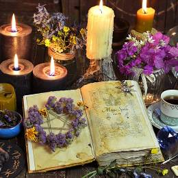 Spellcasting Diploma Course