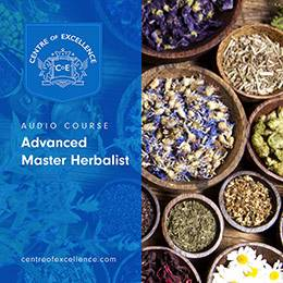 Advanced Master Herbalist Audio Course