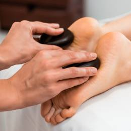 Hot Stone Reflexology Diploma Course