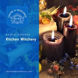 Kitchen Witchery Audio Course