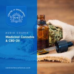 Medicinal Cannabis & CBD Oil  Audio Course