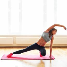Yoga for Weight Loss Challenge Course