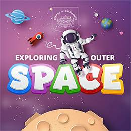 Exploring Outer Space for Kids Course