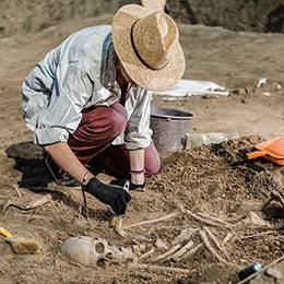 Archaeology Diploma Course
