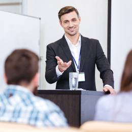 Public Speaking Diploma Course