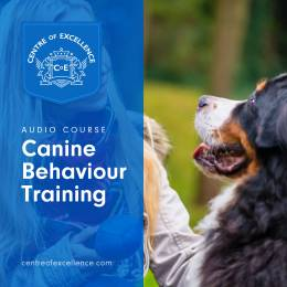 Canine Behaviour Training Audio Course