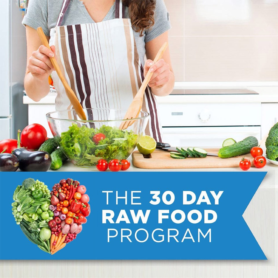 30 Day Ultimate Raw Food Programme
