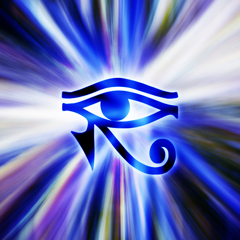 Eye of Horus - an ancient Egyptian symbol