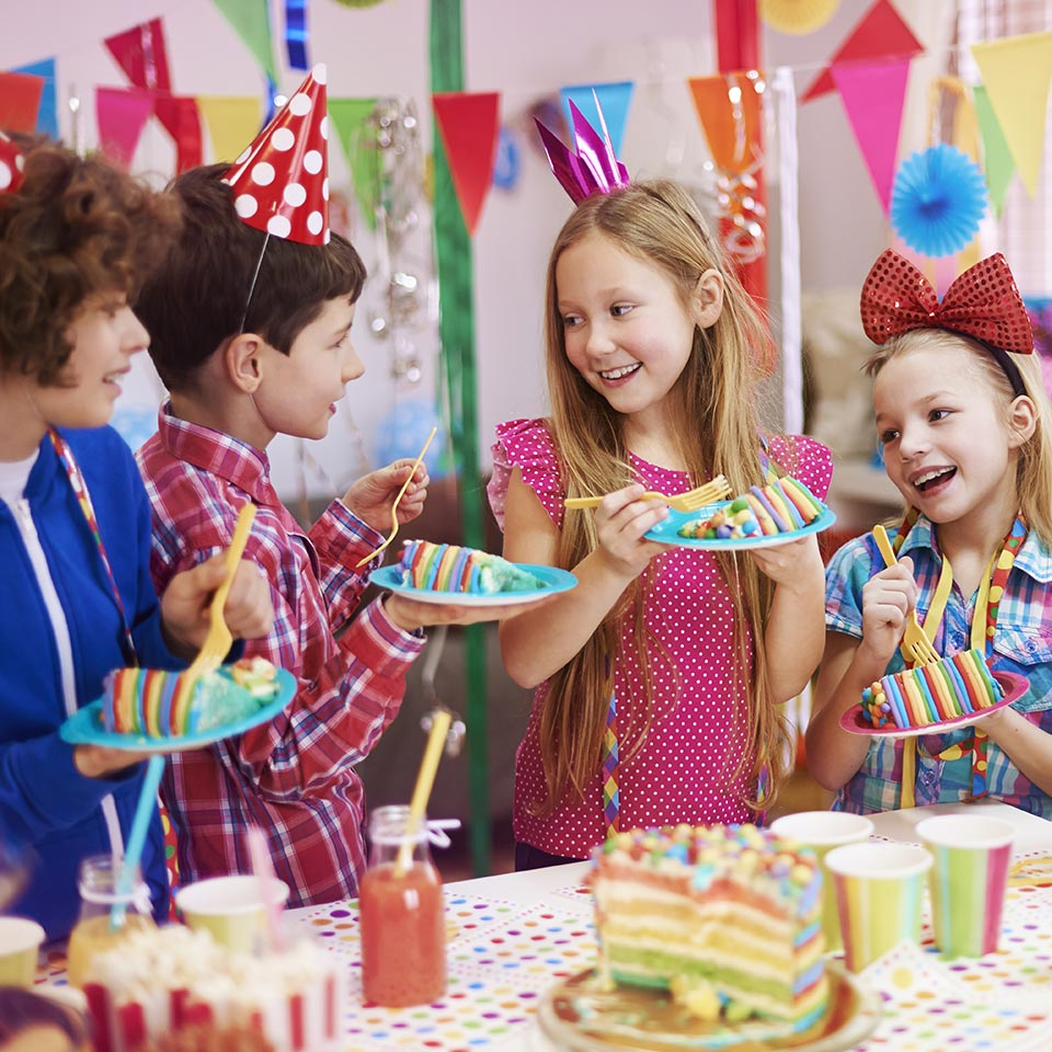 Kids' Party Cake Business Course