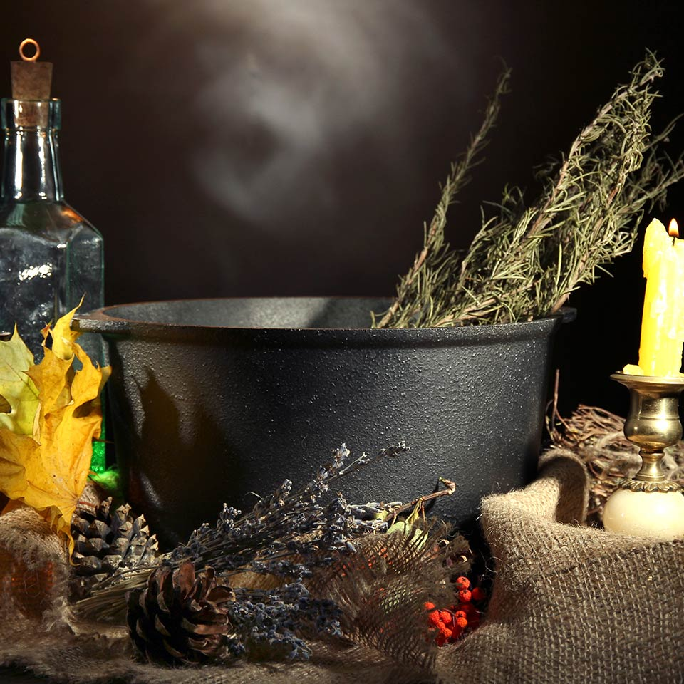Magical Herbalism Diploma Course
