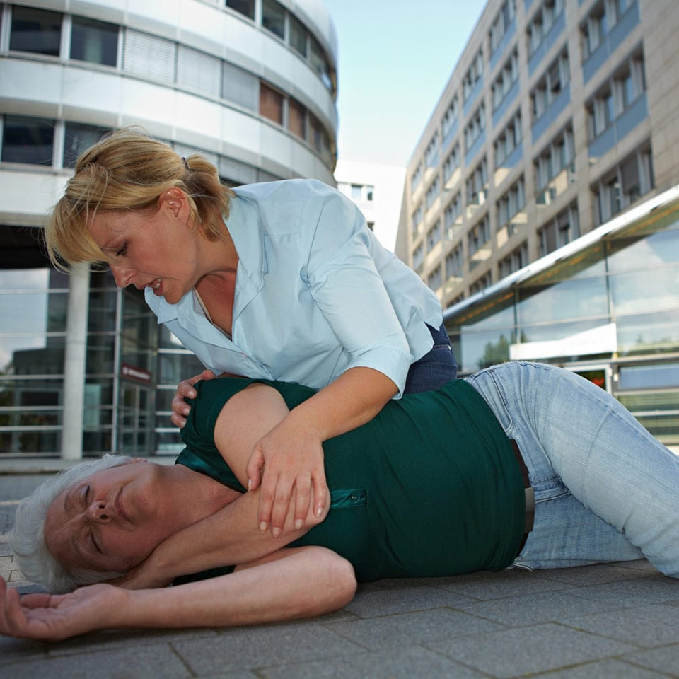 First Aid Diploma Course