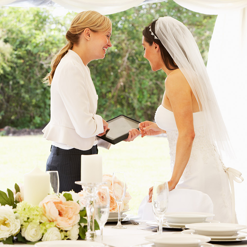 wedding planner business
