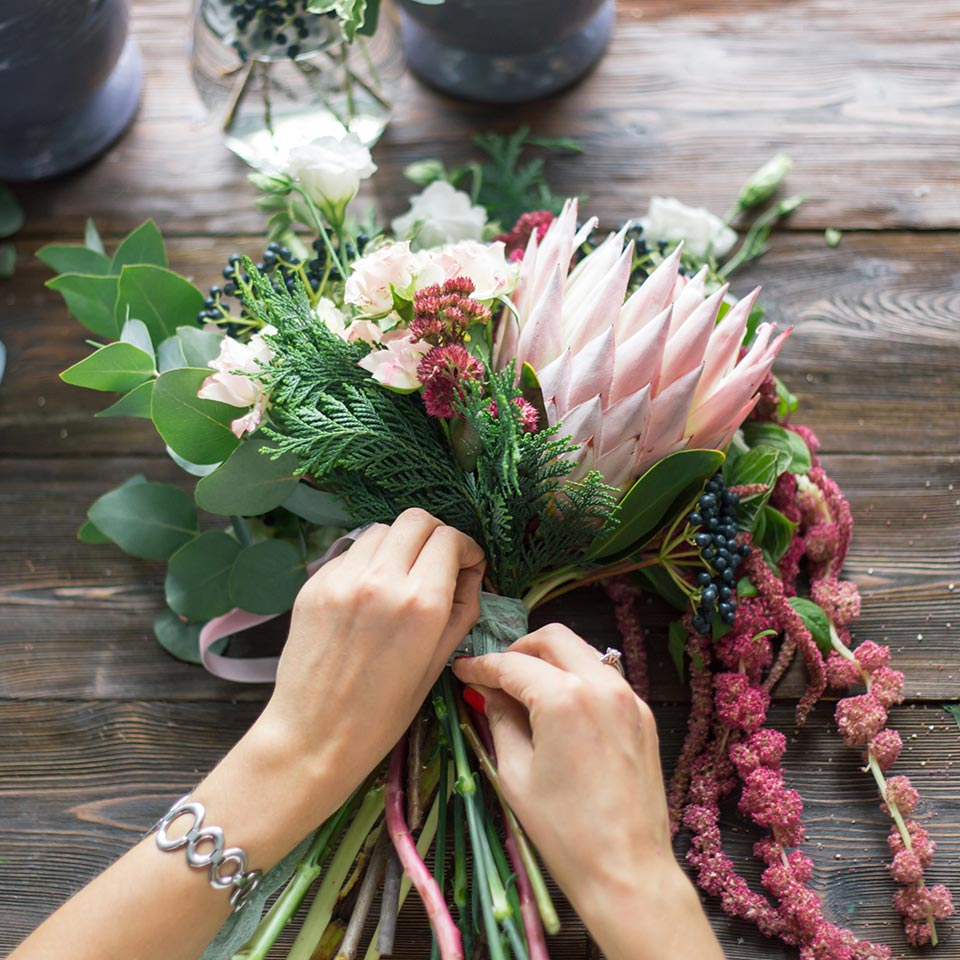 Floristry Diploma Course