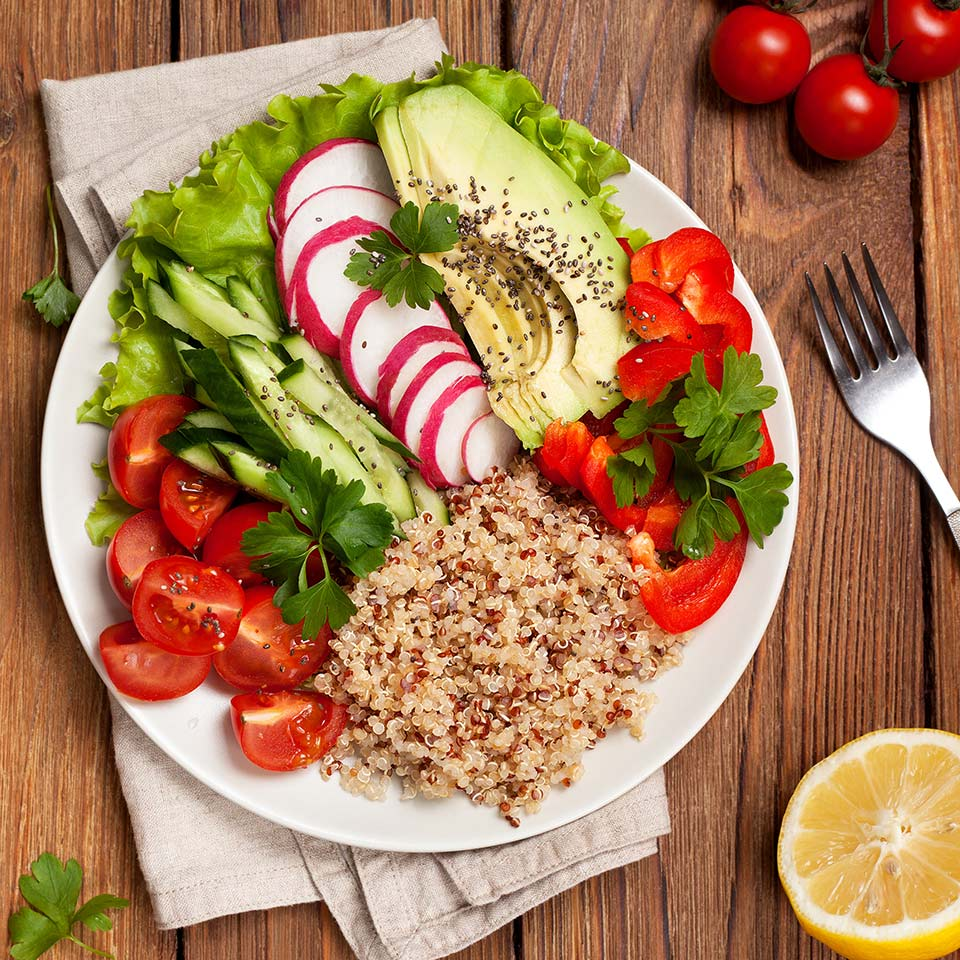 Vegetarian and Vegan Nutritionist Diploma Course